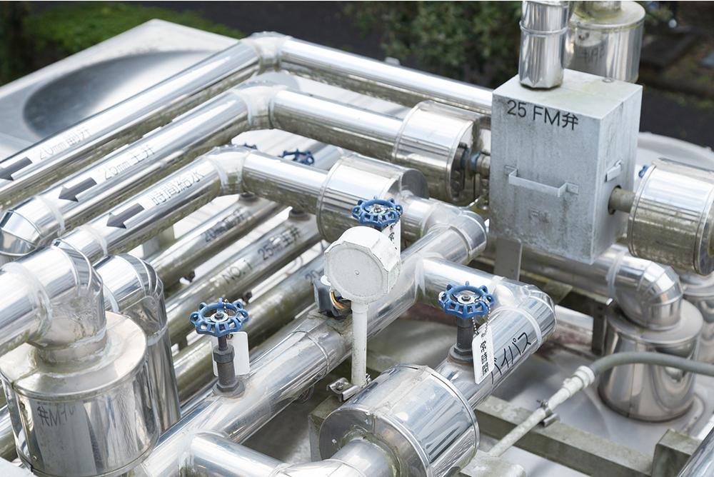 給水ユニット、<br> ポンプ設備の修理・交換
